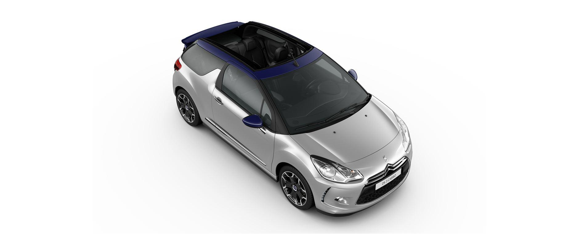 DS 3 Cabrio - Arctic Steel