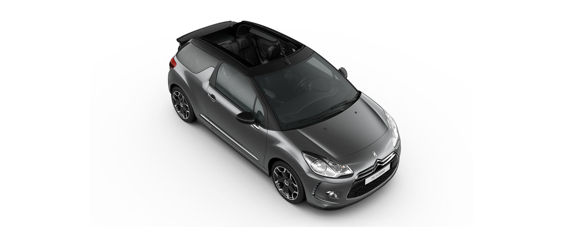 DS 3 Cabrio - Shark Grey