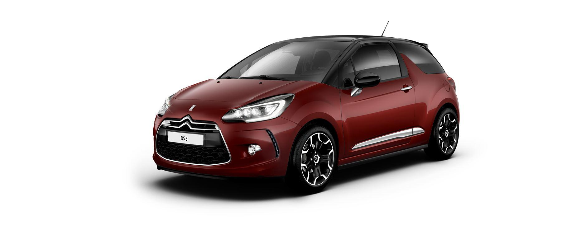 DS 3 - Rouge Rubi