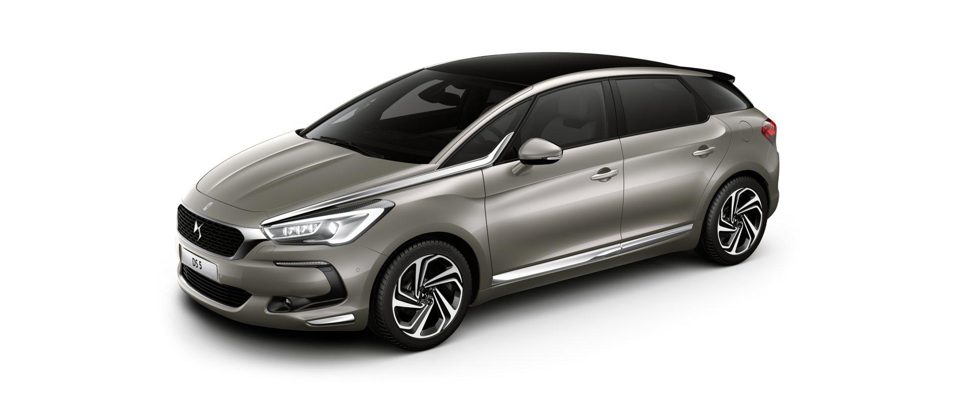 Новият DS 5 - Vapor Grey