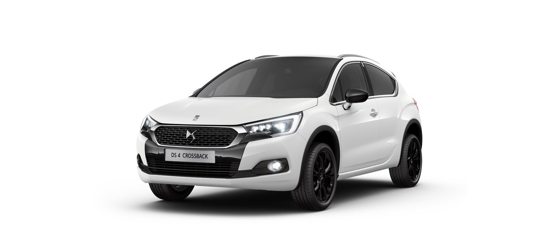 DS 4 Crossback - Blanc banquise