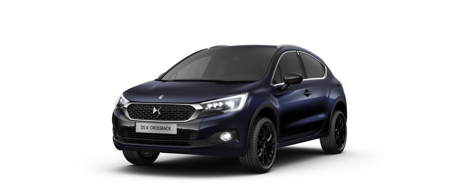 DS 4 Crossback - finitions - So Chic