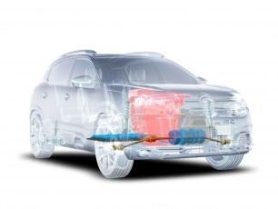 New C5 Aircross SUV Hybrid
